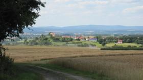 Between Holzburg and Schrecksbach. 1