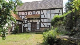 The museum in Holzburg.