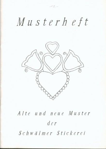 Musterheft - Edda Ditter