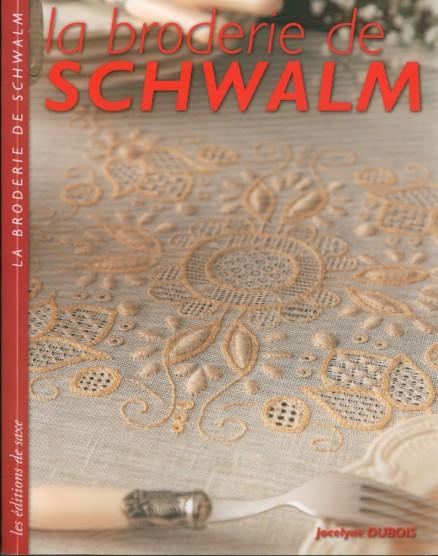 Jocelyne Dubois - la broderie de Schwalm