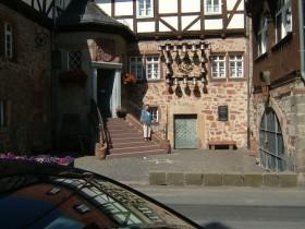 Museum Schwalmstadt mit Joey