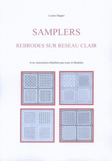 Samplers – Rebrodes sur Reseau Clair - Luzine Happel
