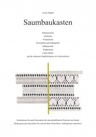 Saumbaukasten +French texted leaflet