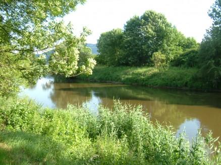 der Fluß Schwalm