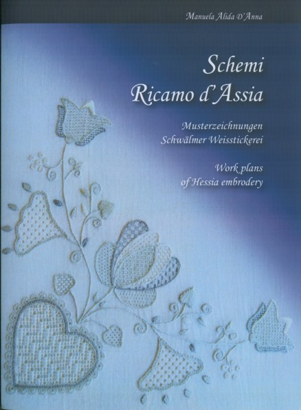 Schemi Ricamo d´Assia - Manuela Alida D `Anna