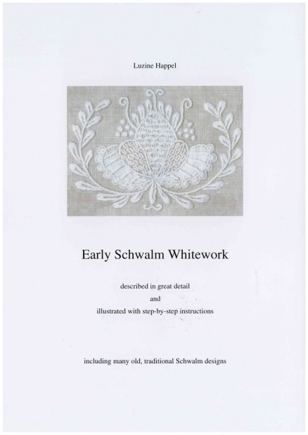 Early Schwalm Whitework - Luzine Happel