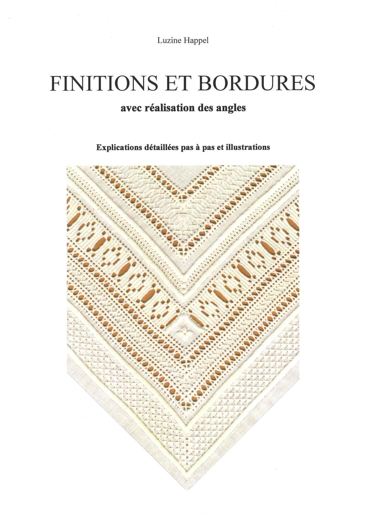 FINITIONS ET BORDURES 1 / 10