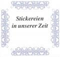 Ausstellungskatalog 2003 - Gert und Maria Deistler - Stickereien in unserer Zeit