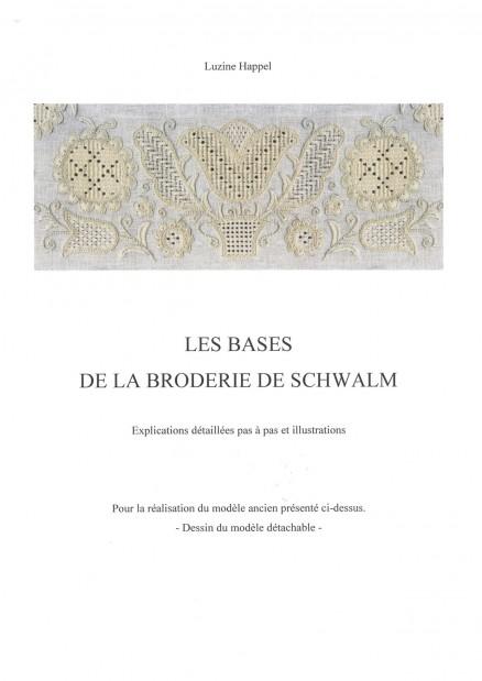 Les Bases de la Broderie de Schwalm - Luzine Happel