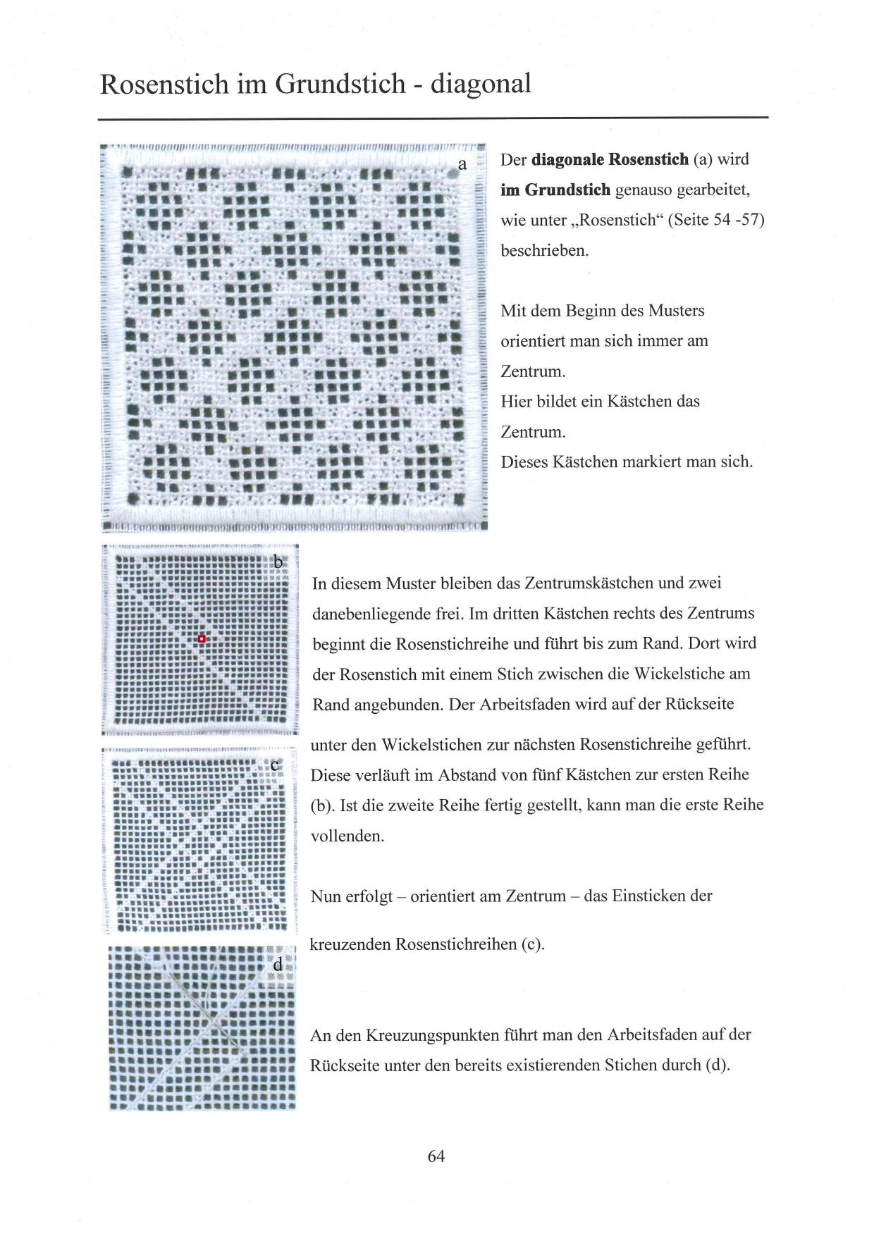 "Mustertücher ""Lichte Muster"" 7 / 8"