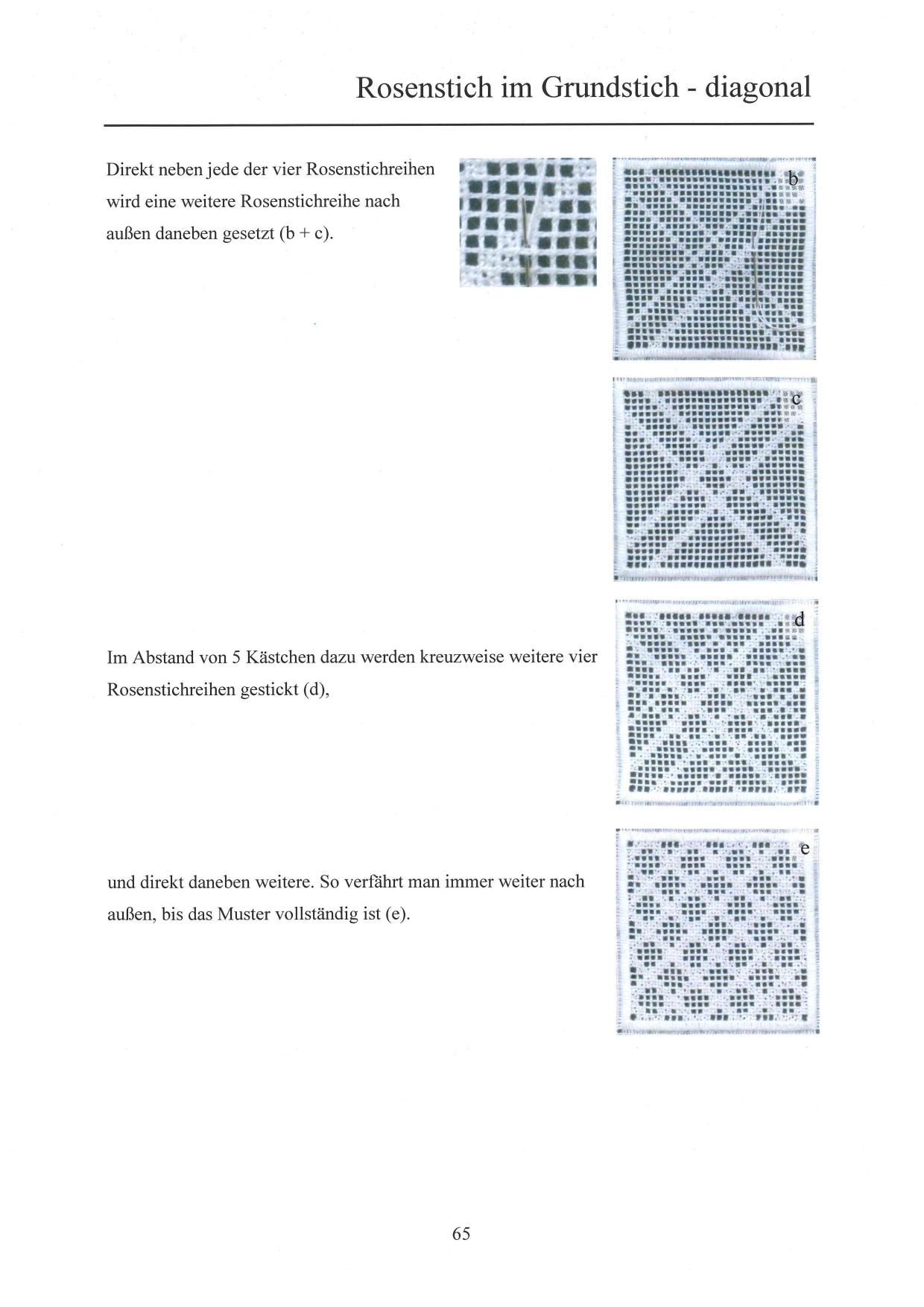 "Mustertücher ""Lichte Muster"" 8 / 8"