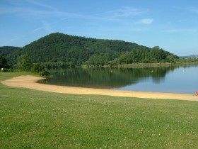 the lake Werrtalsee near Eschwege (5)