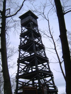 The Plesse-Tower near Wanfried