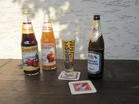 Eschweger Bier und regionale Säfte