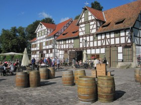tavern Zur Schlagd in Wanfried