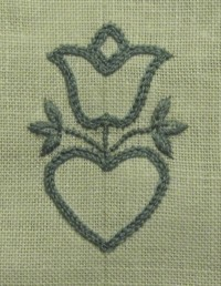 stitching the motifs 3