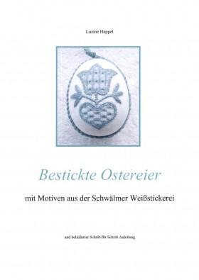 Titelblatt Bestickte Ostereier