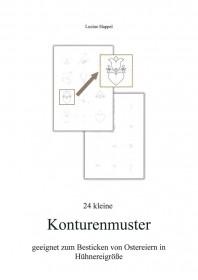 Cover - 24 kleine Konturenmuster