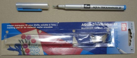 wasserlöslicher Markierstift | water erasable marking pen
