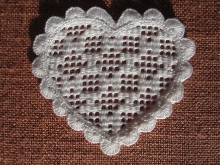 Ausgeschnittenes Herz | cut heart