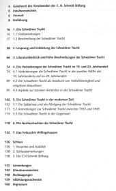 Die Schwälmer Tracht - Ingo Gabor - contents