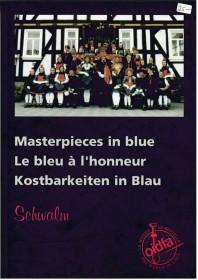 Masterpieces in blue - Marianne Stang/Anneliese Wienands/ Elda Gantner/Meike Gehrmann