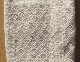 Platte mit einem Muster | plate with one pattern