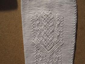 Platte mit zwei Musterm | plate with 2 differnt patterns