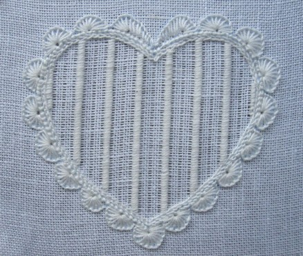 Wickelstichstangen | Satin stitch bars