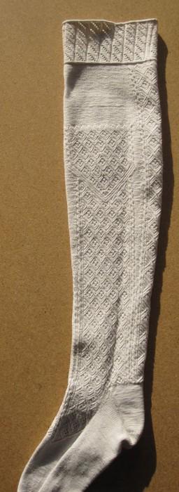 Zwickelmuster mit Platte | pattern stripe with plate
