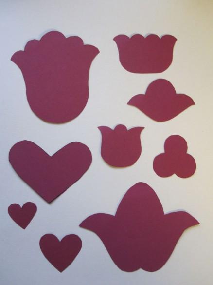 Vielfalt an Formen und Größen | variety of shapes