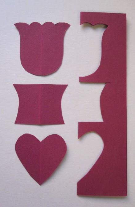 ausgeschnittene Motive | cut motifs