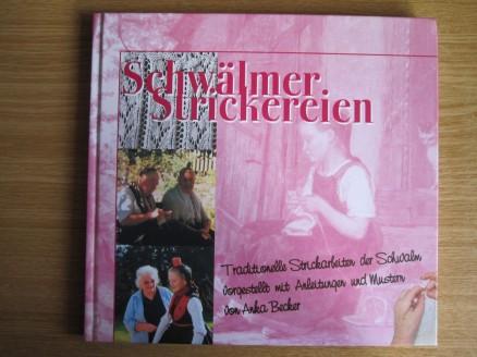 Buch Schwälmer Strickereien | book