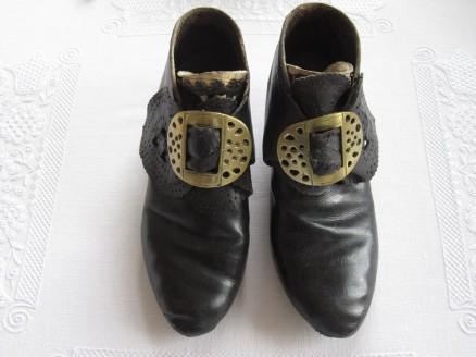 Schwälmer Schnallenschuhe | Schwalm buckle shoes