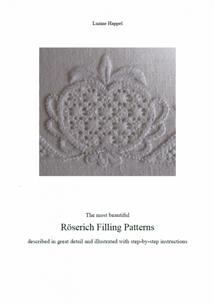The most beautiful Röserich Filling Patterns described in great detail and illustrated with step-by-step instructions 25 pages 17 different patterns 15.1 MB file size Text: English 15,00 EUR download here