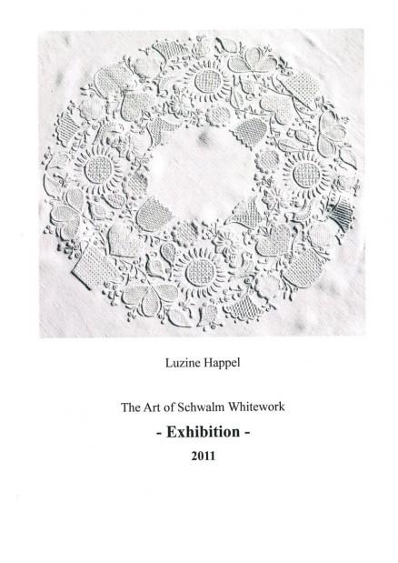 The Art of Schwalm Whitework - Exhibition Catalogue 2011