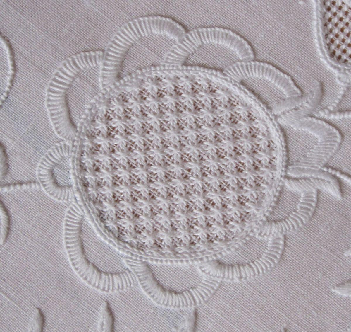 Schwalm designs scallops luzine happel