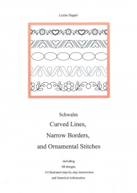 Schwalm Curved Lines, Narrow Borders, and Ornamental Stitches