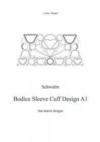 Bodice Sleeve Cuff Design A1