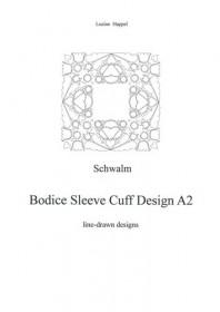 Bodice Sleeve Cuff Design A2