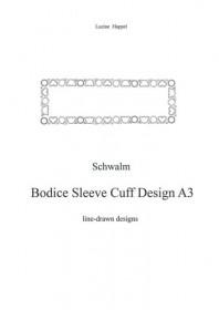 Bodice Sleeve Cuff Design A3