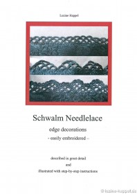 Schwalm Needlelace edge decorations – easily embroidered