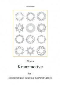 12 kleine Kranzmotive Set 1