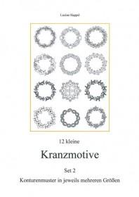 12 kleine Kranzmotive Set 2