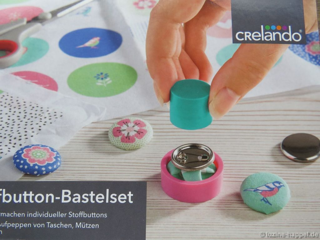 Small Buttons - Luzine Happel