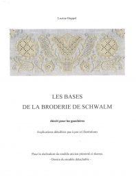 LES BASES DE LA BRODERIE DE SCHWALM - für Linkshänder