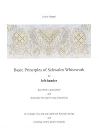 Basic Principles of Schwalm Whitework - für Linkshänder