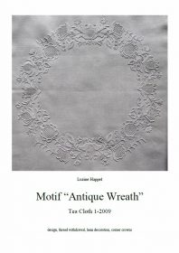 "Motif ""Antique Wreath"" - download"