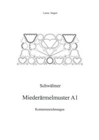 Schwälmer Miederärmelmuster A1 - download
