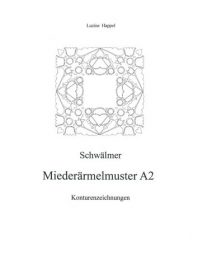Schwälmer Miederärmelmuster A2 - download